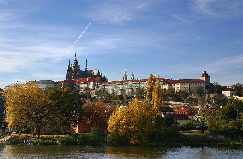 6. Prague Castle, Czech Republic