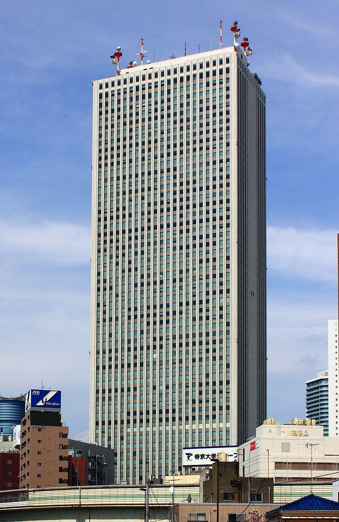 6. Sunshine 60 Building, Tokyo, Japan