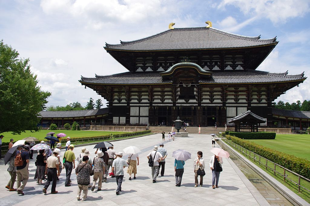6. Todaiji, Japan