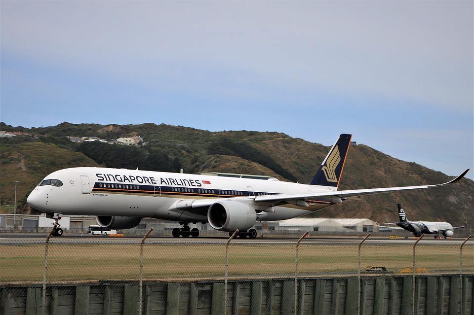 7. Airbus A350-900
