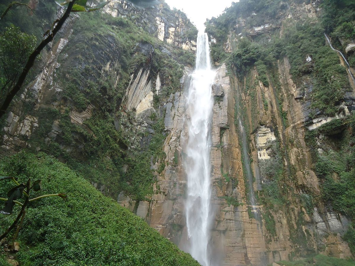 7. Balåifossen Falls
