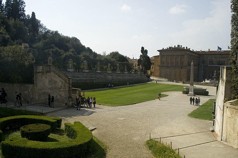 7. Boboli Gardens - Florence, Italy