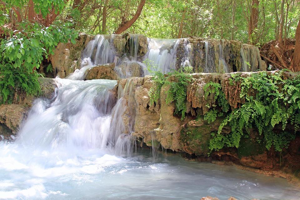 7. Havasu Falls, United States