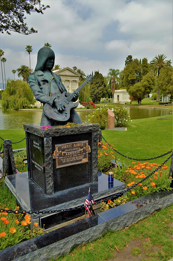 7. Hollywood Forever Cemetery, California, USA