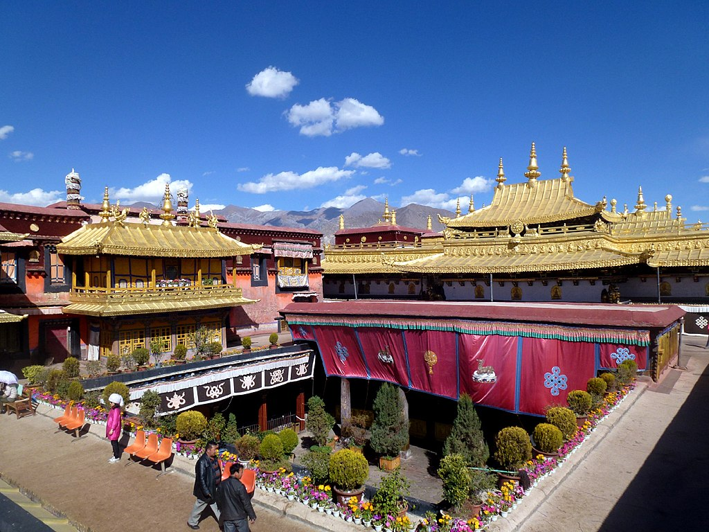 7. Jokhang, Tibet