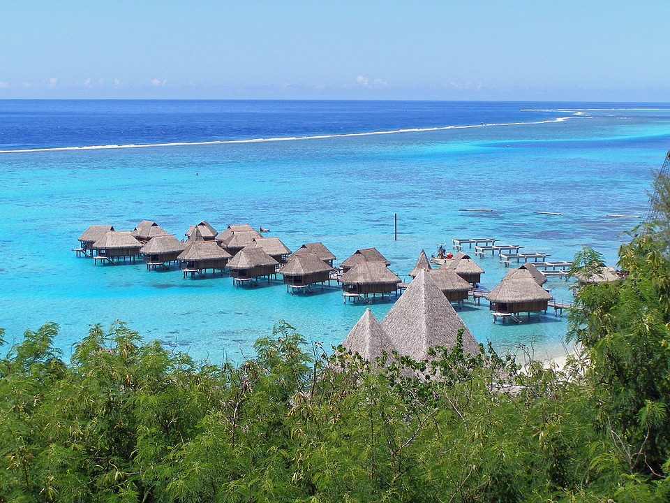 7. Moorea, Society Islands, Oceania