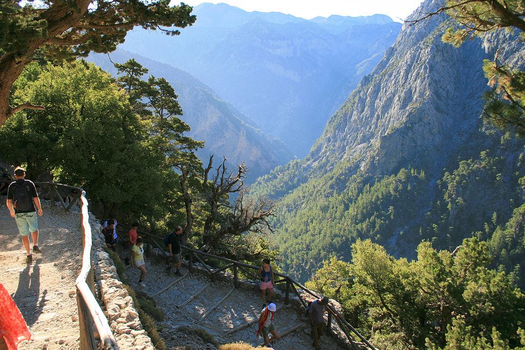 7. Samariá Gorges