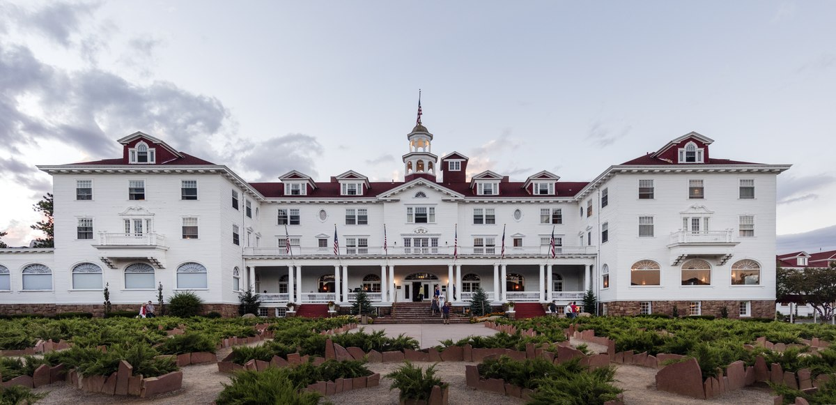 7. Stanley Hotel - the Hotel from the Shining, Colorado