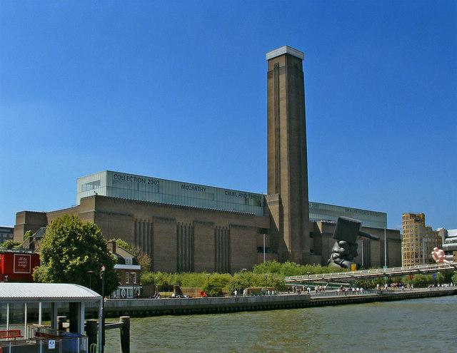 7. Tate Modern, London