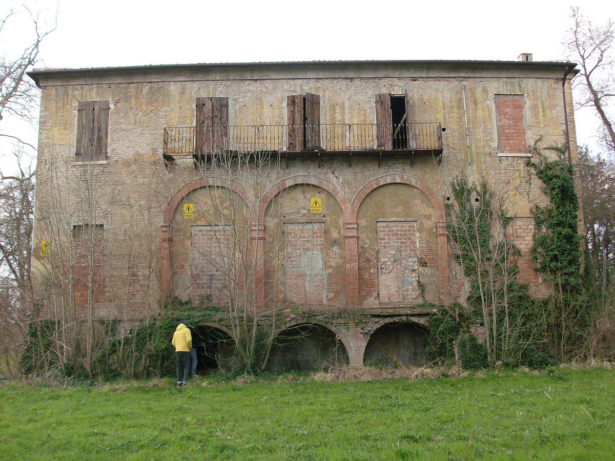 7. Villa Magnoni, Cona (FE)