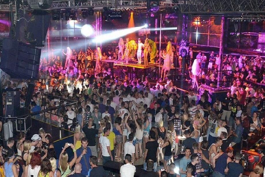 8. BCM Planet Dance - Palma de Mallorca, Spain