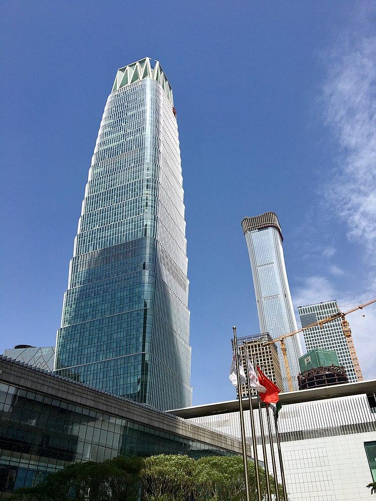 8. China World Trade Center Tower III, Beijing, China