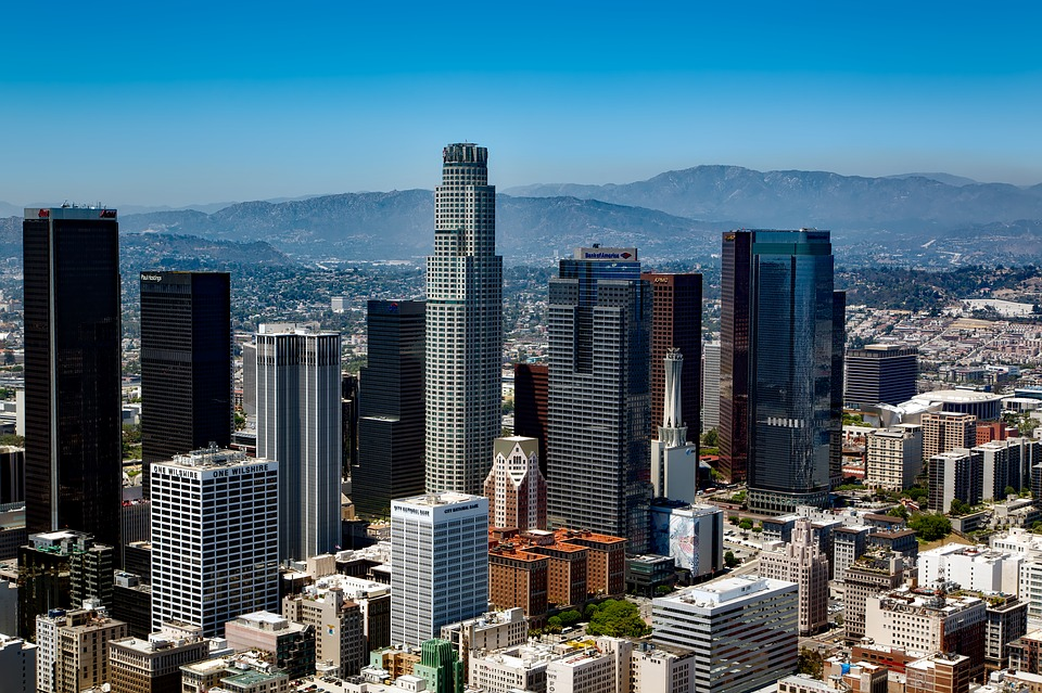 8. Los Angeles, 39 billionaires