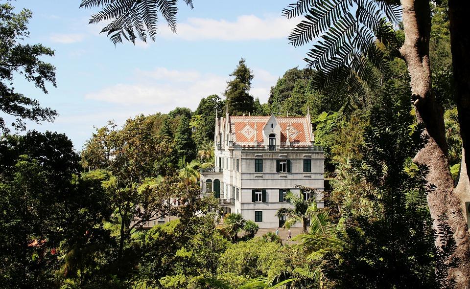8. Monte Palace Tropical Garden - Madeira, Portugal