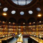 8. National Library of Paris, France