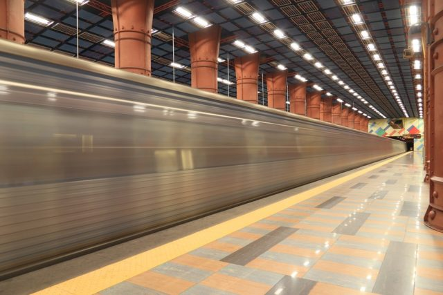 8. Olaias Station, Lisbon