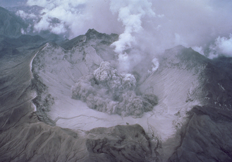 8. Pinatubo, Philippines