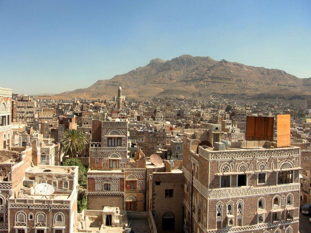 8. Sana'a (Yemen) - 2.250 masl