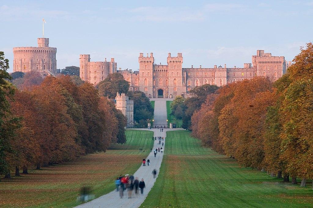 8. Windsor Castle, England