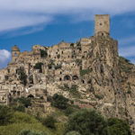 9 - Il villaggio di Craco in Basilicata, Italia