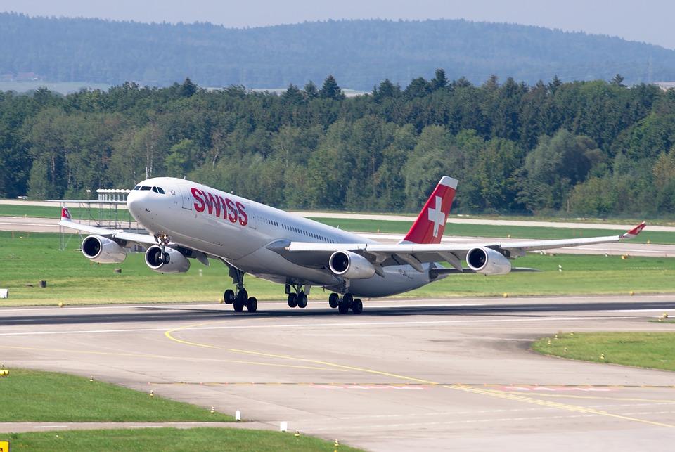9. Airbus A340-500