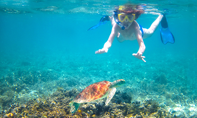 9. Bay Island, Honduras