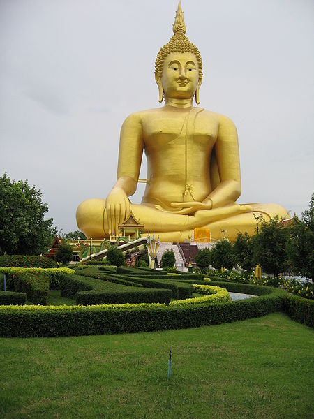 9. Great Buddha of Thailand, Thailand - 92 meters
