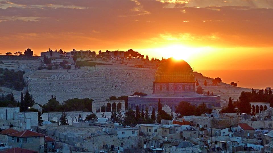 9. Jerusalem (Israel)