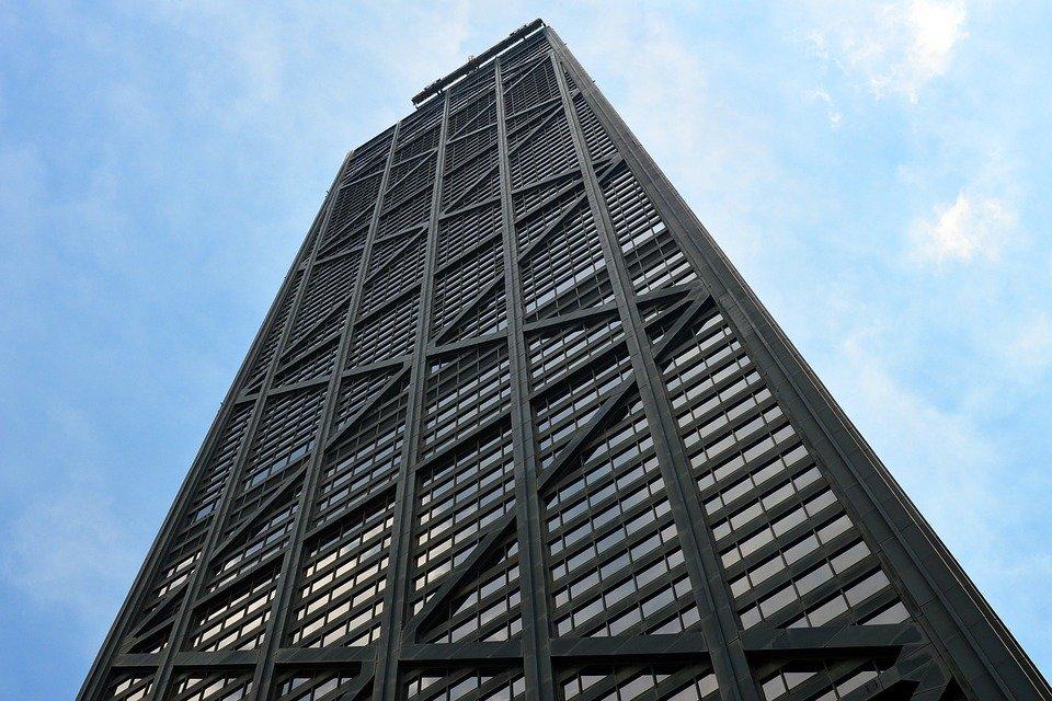 9. John Hancock Center, Chicago, USA