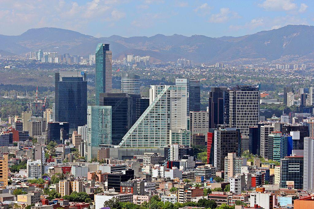 9. Mexico City (Mexico) - 2.240 masl