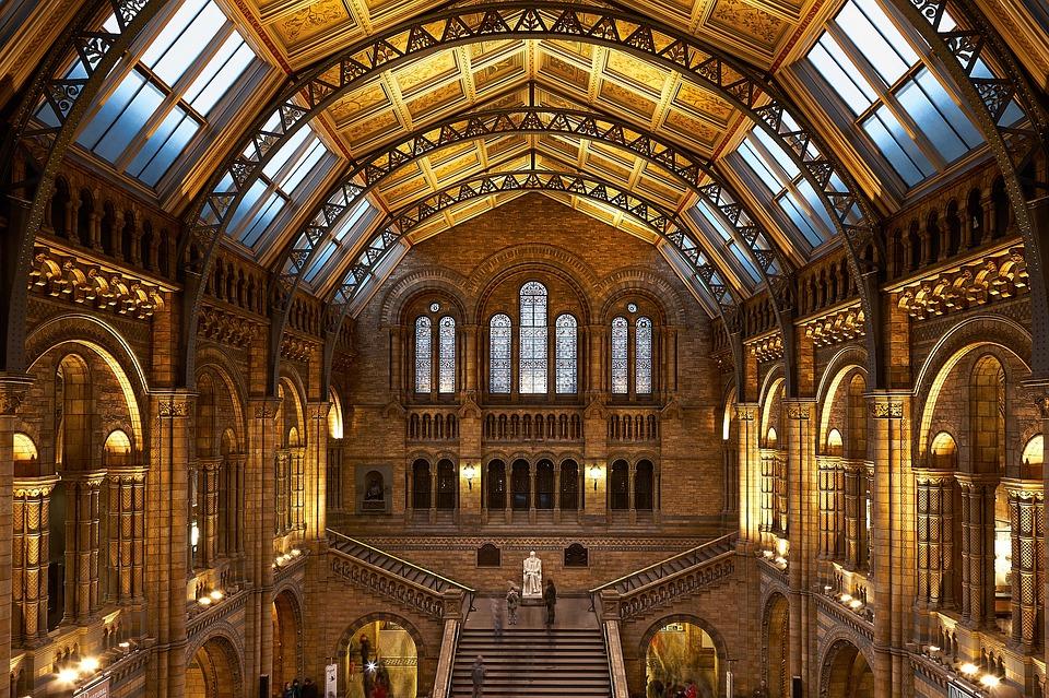 9. Natural History Museum, London