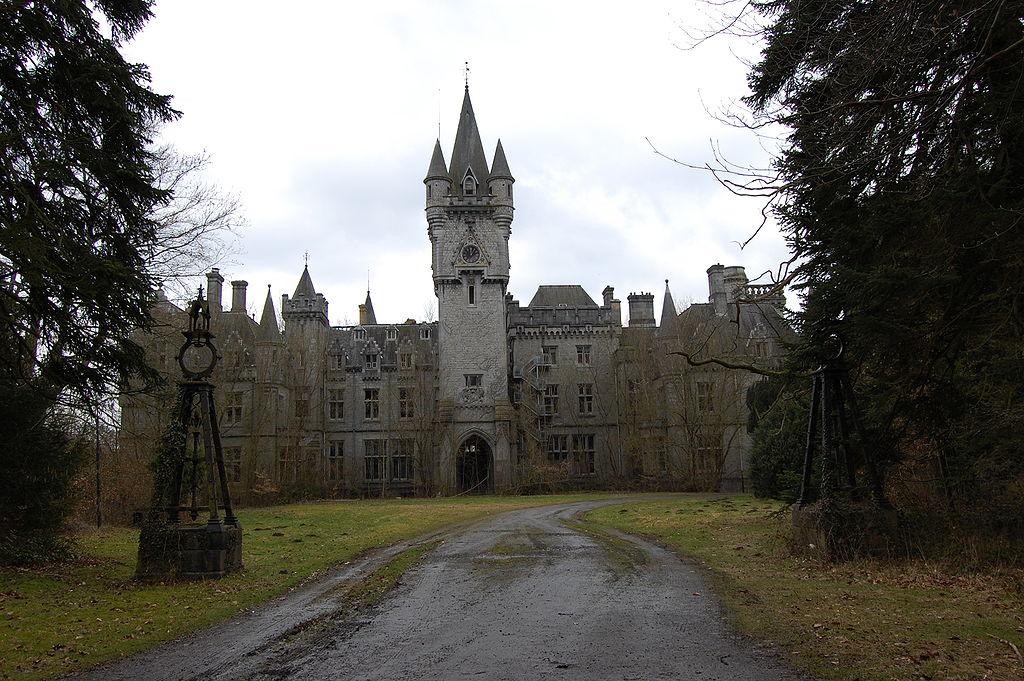9. Noisy Castle, Belgium