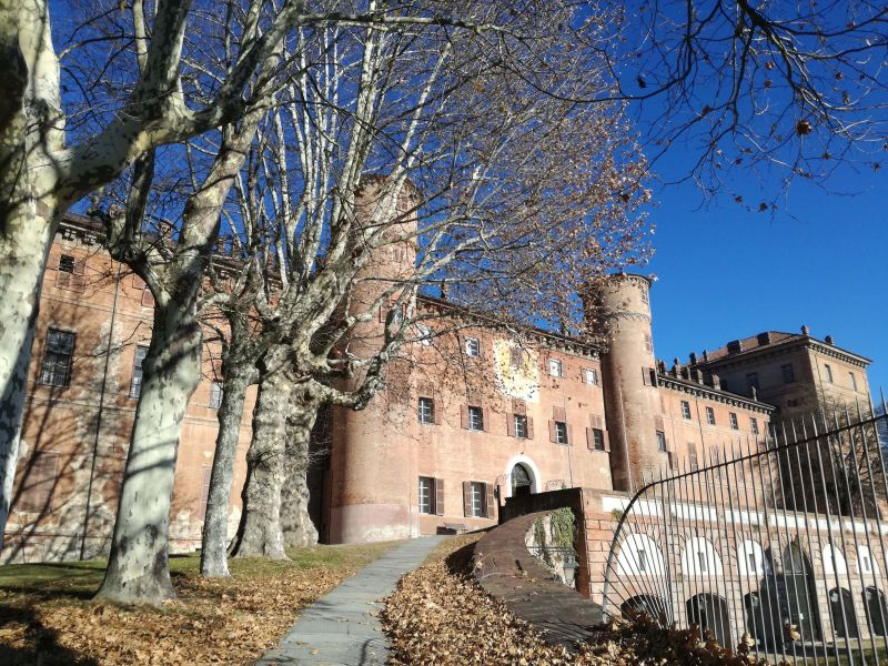 9. The Castle of the Route, Moncalieri (TO)