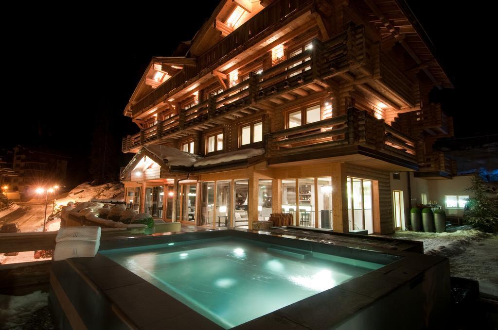 9. The Lodge - Verbier, Switzerland
