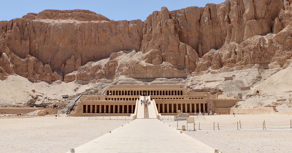 Valley of the Kings and Valley of the Queens