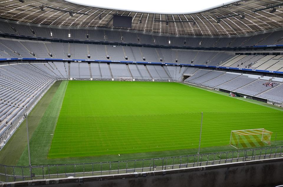 1. Allianz Arena, Munich