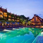 1. Anantara Golden Triangle Resort & Spa, Thailand