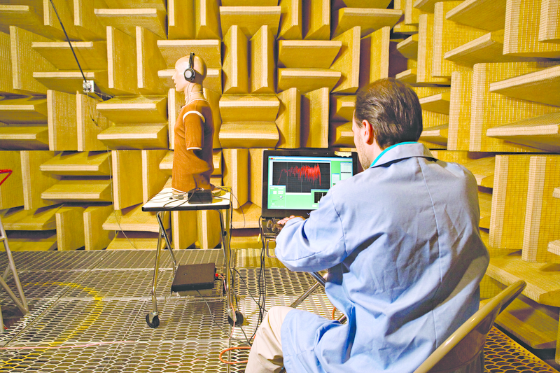 1. Anechoic Chamber of Orfield Labs, Minneapolis, United States
