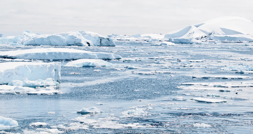 1. Antarctica, 13,829,430 km2