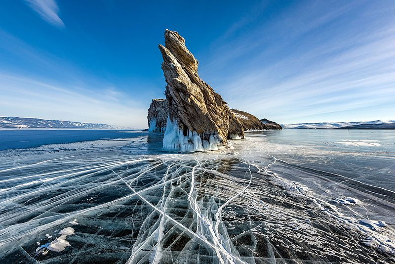1. Baikal, Siberia-Russia