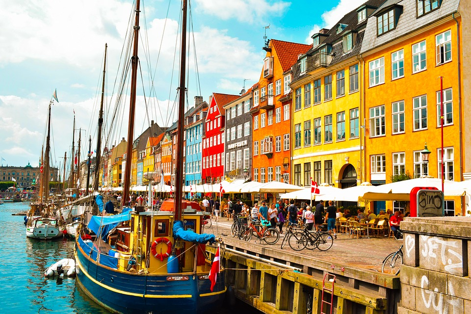1. Copenhagen, Denmark