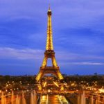 1. Eiffel Tower, Paris