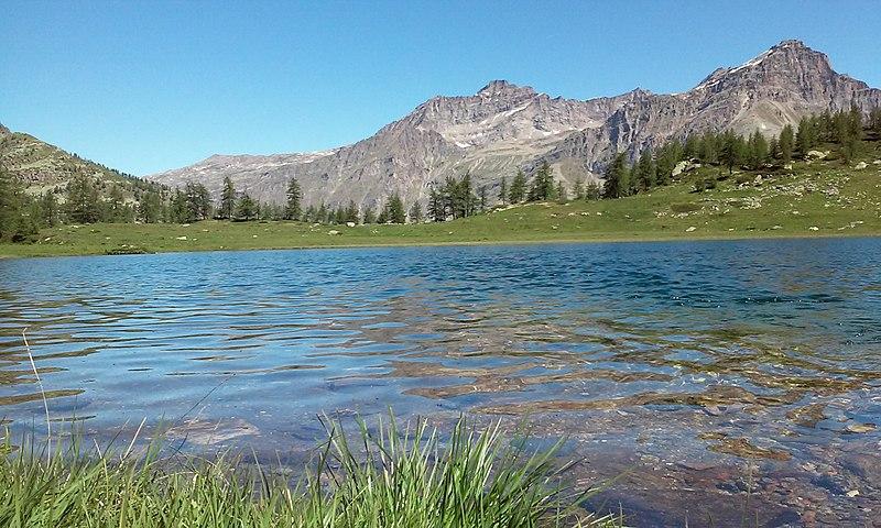 1. Gran Paradiso National Park, Italy