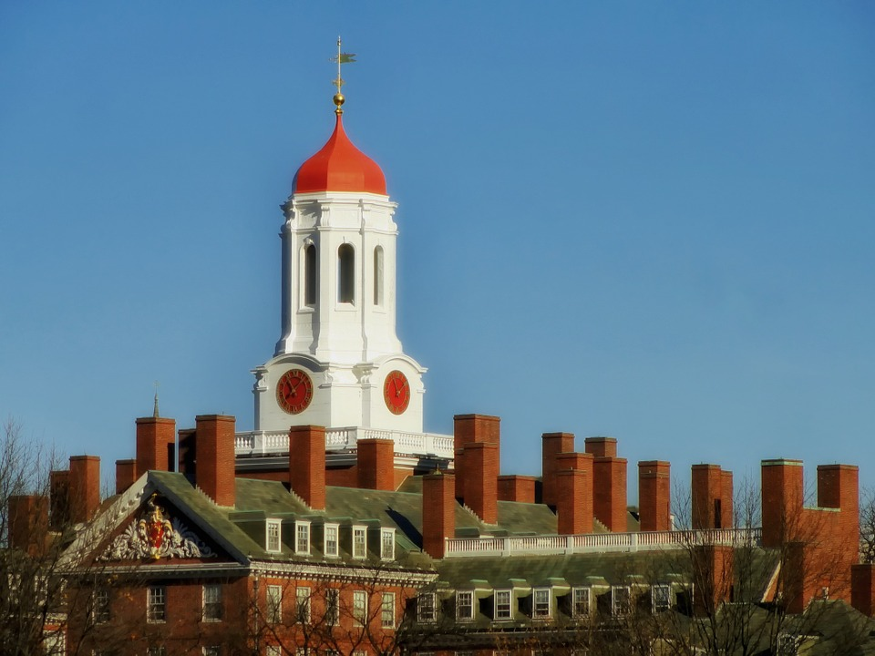 1. Harvard University, USA