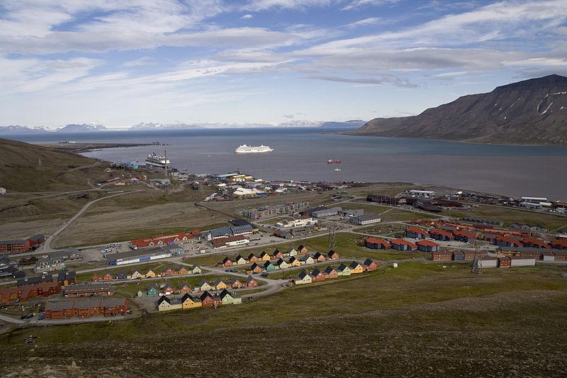 1. Longyearbyen, Norway