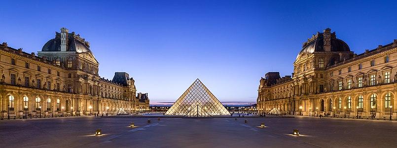 1. Louvre Museum