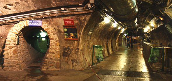 1. Museum of the Sewers - Paris, France