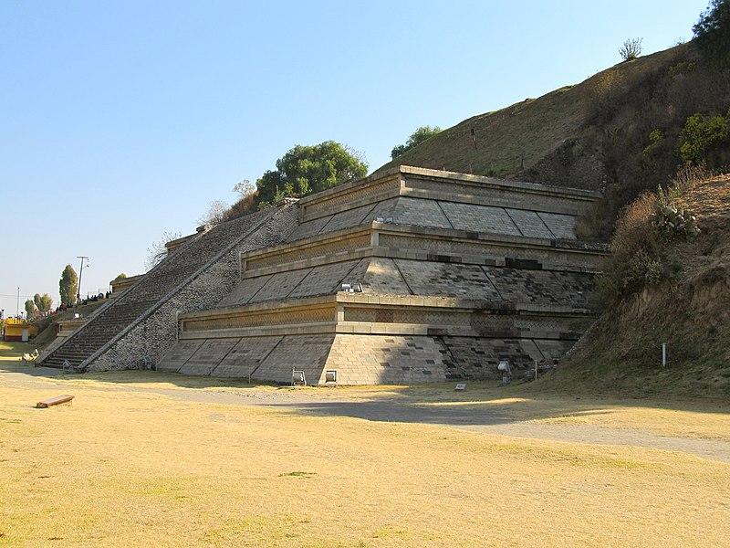 1. Pyramid of Cholula