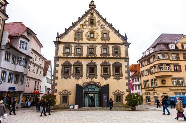 1. Ravensburg, Germany