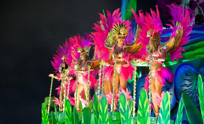 1. Rio Carnival - Rio de Janeiro, Brazil
